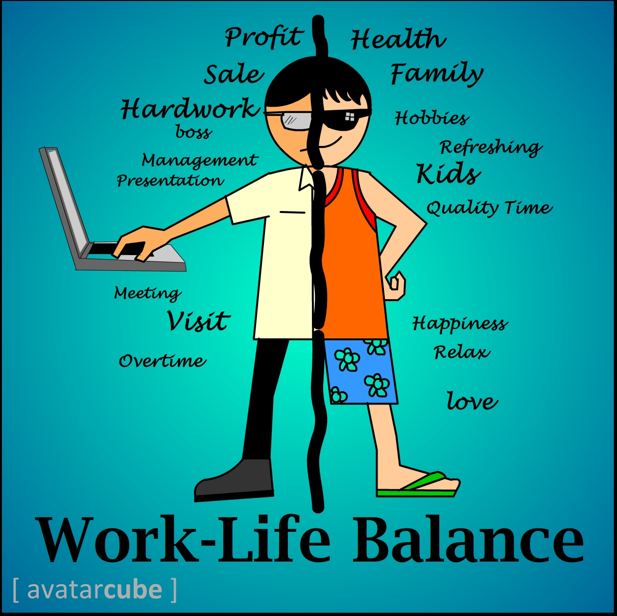 WORK LIFE BALANCE Quotes Like Success
