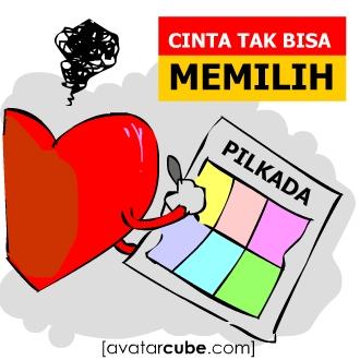 cintatakbisamemilih