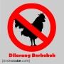 dilarangberkokok