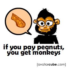 ifyoupaypeanuts